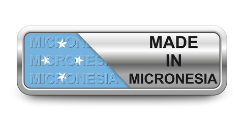 Made in Micronesia Button