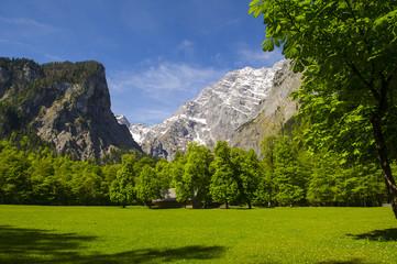 Watzmann bei Berchtesgaden