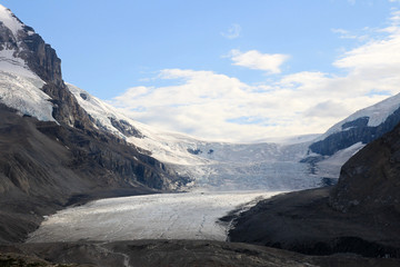 Athabasca Glacier, part of the Columbia Icefield