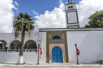 Mezquita Túnez