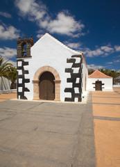 Tindaya village, Ermita de Nuestra Senora de la Caridad