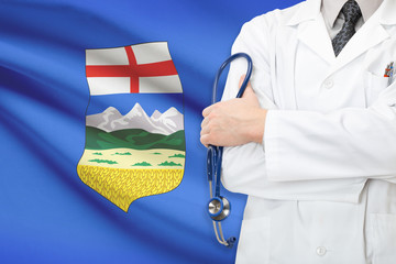 Canadian national healthcare system - Alberta province