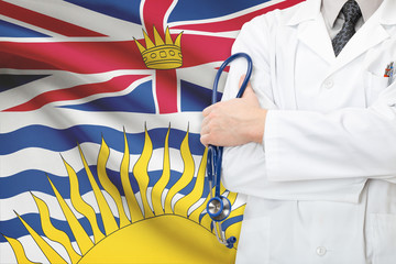 Canadian national healthcare system - British Columbia province