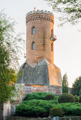 Chindia tower in Targoviste, Romania