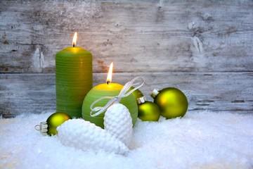 gemütlich bei Kerzenschein.....