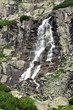 Skip waterfall, mountains High Tatras, Slovakia, Europe