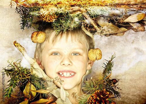 canvas print picture Baum