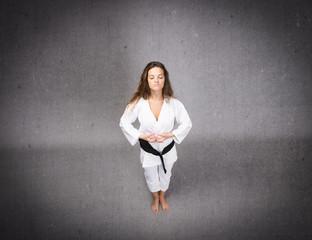 martial arts preparation