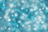 Winter light background with sparkle - 70275832