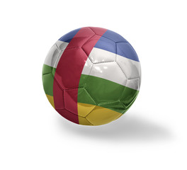 Central African Republic Football