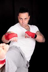 Kampfsportlehrer