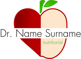 Logo for Nutritionist, Dietitian and more...