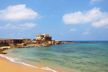 cesare beach israel