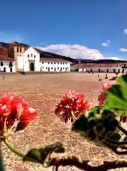 Tarde soleada en Villa de Leyva