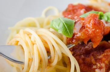 Spaghetti Sauce Fork