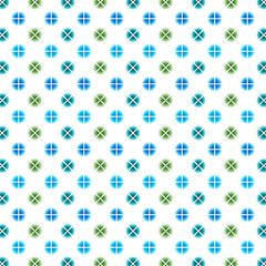 Vector Background #Colorful Polka Dot Pattern