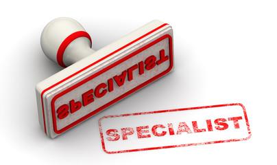 Специалист (specialist). Печать и оттиск