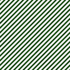 Dark Green and White Striped Pattern Repeat Background