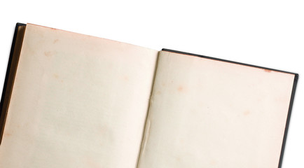 Book Note Open