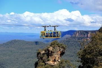 Blue mountains, Australie
