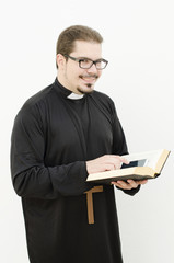 The priest and the smartphone