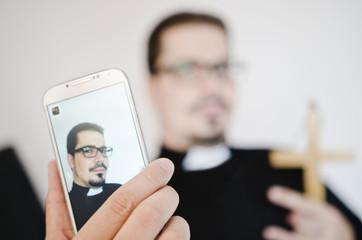Selfie Priest