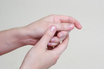Hands Women
