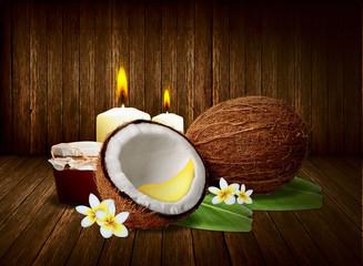 Coconut Honey Spa