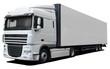 White truck DAF XF - 70285270