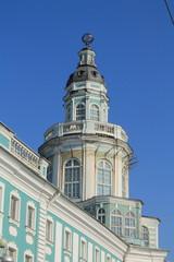 башня старинного здания