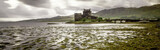 Panoramic of Eilean Donan Castle, Highlands, Scotland - 70286272