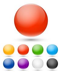 Realistic spheres