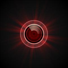 Infernal eye: