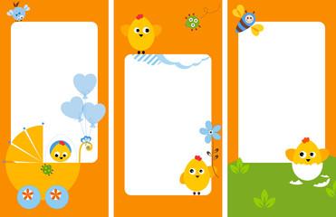 Baby Chickens Design
