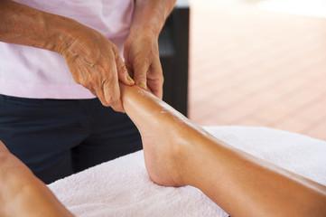 Feet Massages