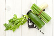 Vegetable juice in bottle - 70291852