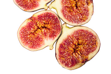 Abstract fig background