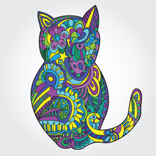 Illustration Cat