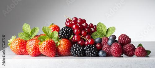 soft fruits