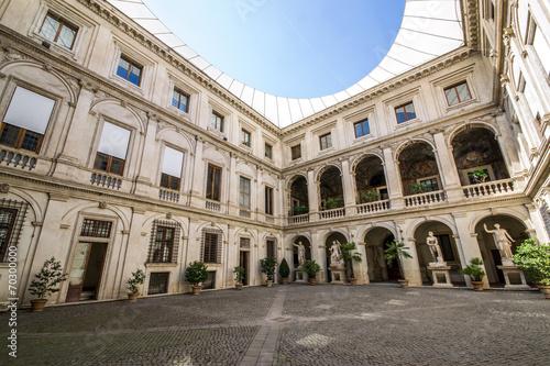 Leinwanddruck Bild Palazzo Altemps