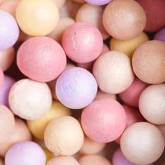 Multi-Colored Powder Pearls
