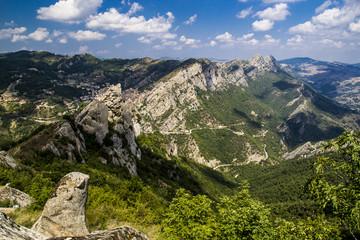 Dolomiti Lucane Panorama
