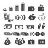 money icon - 70306446