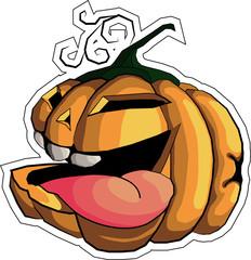 pumpkin Halloween 2
