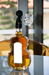 бутылка виски