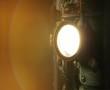 Projektionslicht Gegenlicht