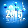 Obrazy na płótnie, fototapety, zdjęcia, fotoobrazy drukowane : Happy New Year 2015