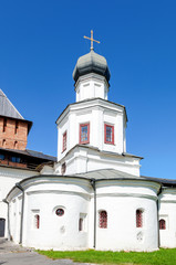 Church of the Intercession of the Holy Virgin in Novgorod Kremli