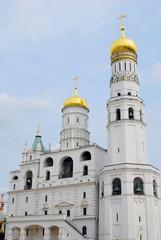 Ivan Great Bell-tower. Moscow Kremlin. UNESCO Heritage.