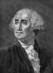 George Washington (1731-1799).